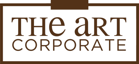 the art corporate logo